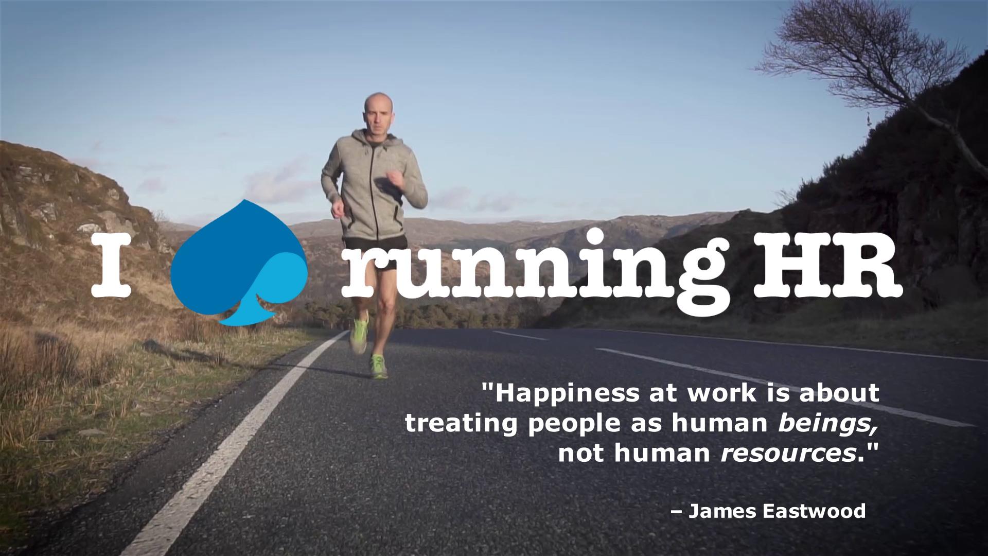 James Eastwood running HR
