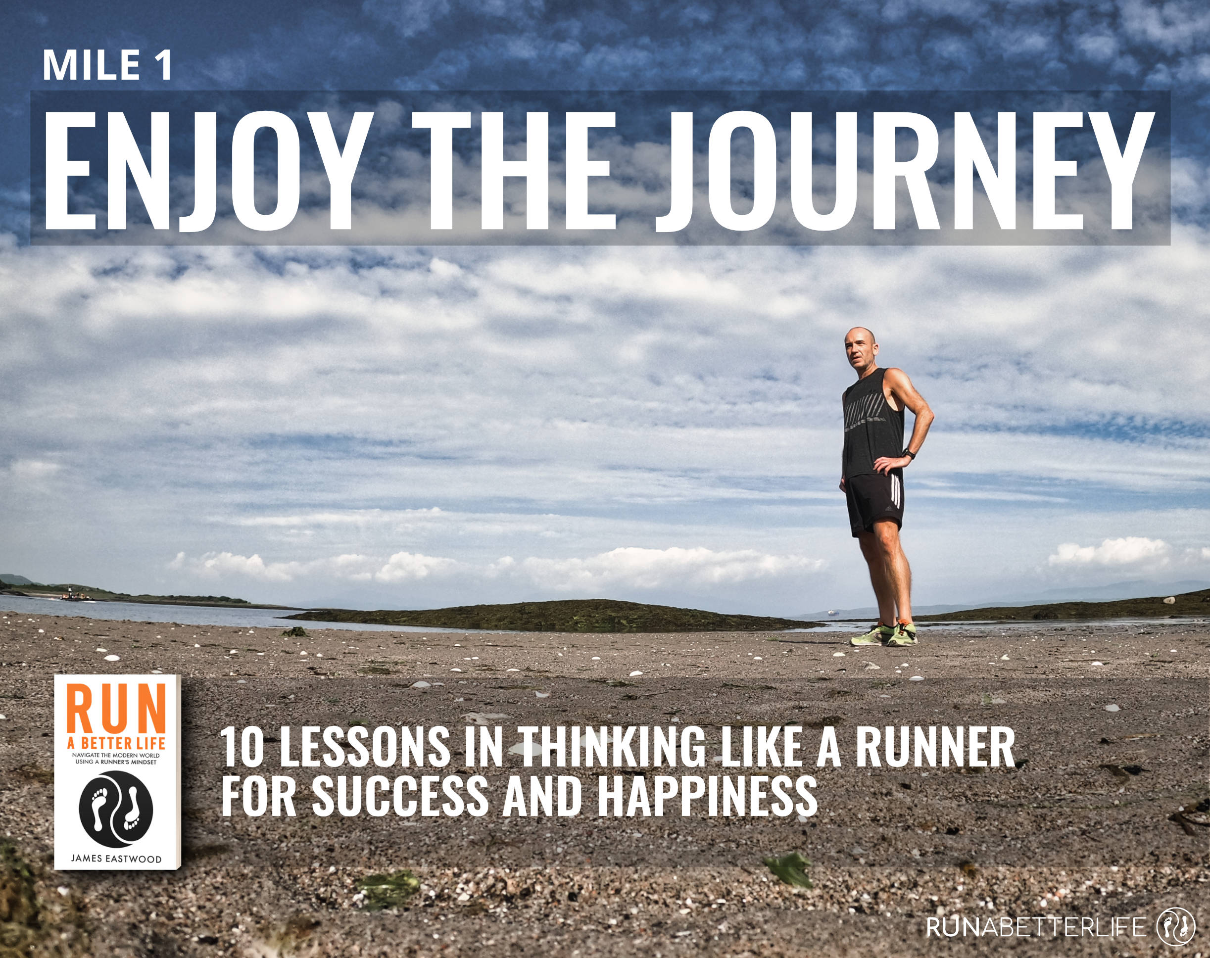 James Eastwood (Run a Better Life) - Enjoy the journey (mile 1)