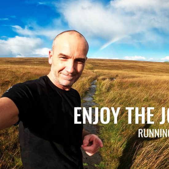 James from Run A Better Life on the Pennines