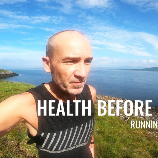 James of Run A Better Life on health before wealth