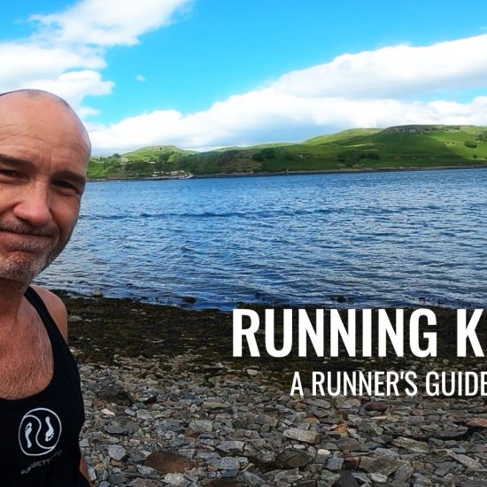 James from Run A Better Life on Kerrera